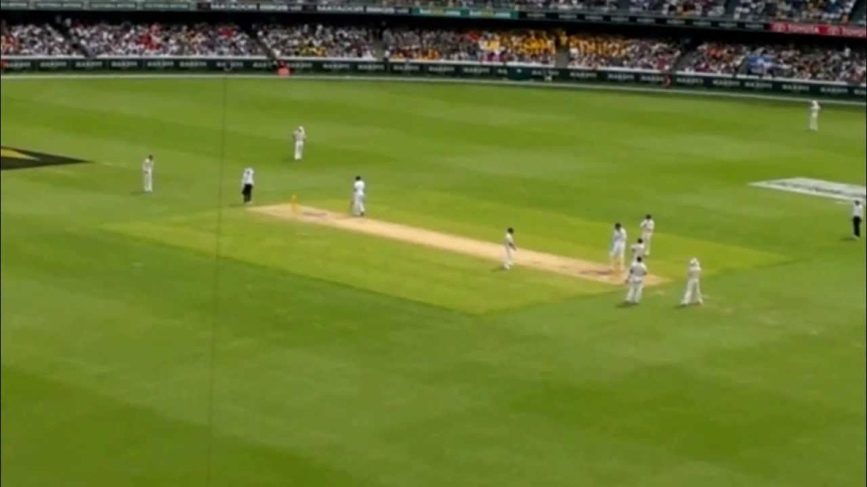 365 Days of Sport – Ashes 1st Test, Brisbane Merge