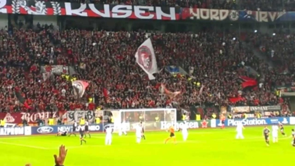 365 Days of Sport – Bayer Leverkusen vs Shakhtar Donestsk – Champions League