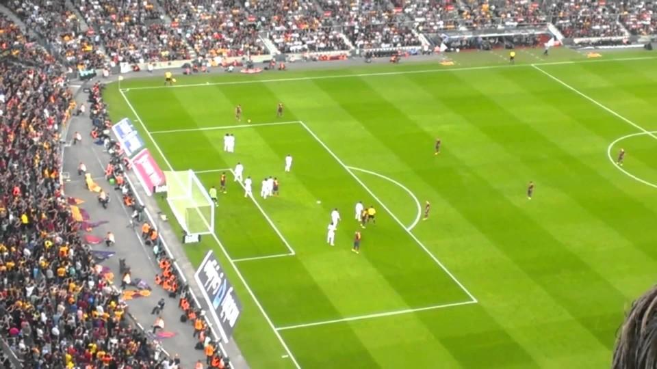 365DaysofSport – El Clasico – Barcelona v Real Madrid 26-10-13