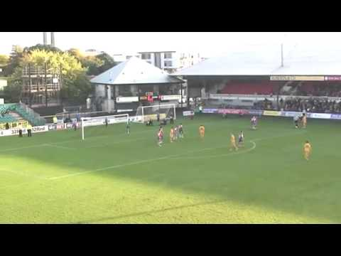 www.mylifeofsport.com – Newport C  v York – Danny Crow goal