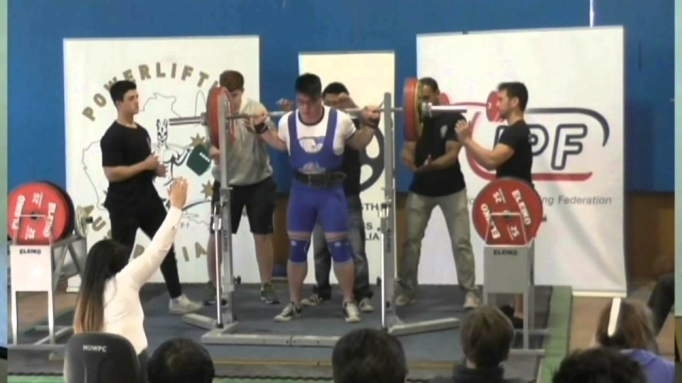 365DaysofSport – POWERLIFTING