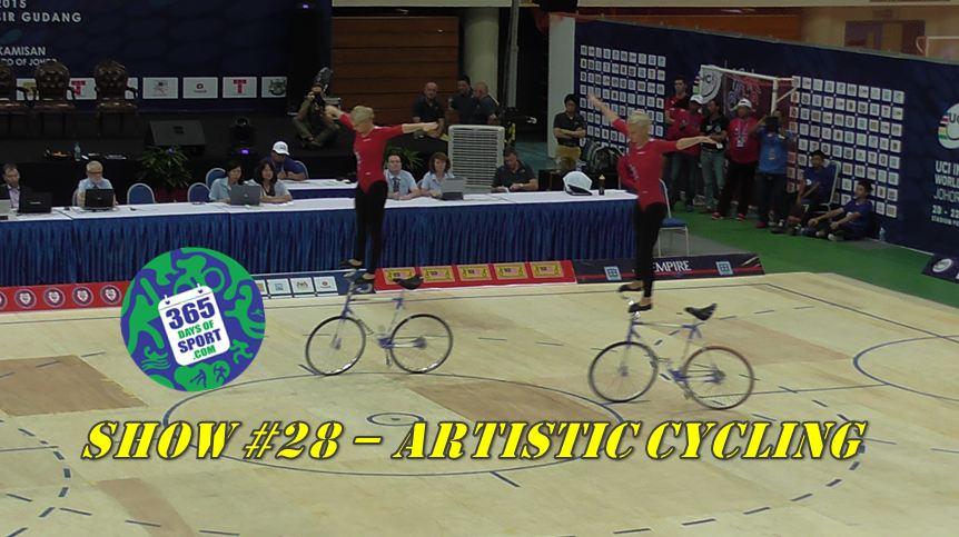 Sport #28/365 – ARTISTIC CYCLING – 22.11.15