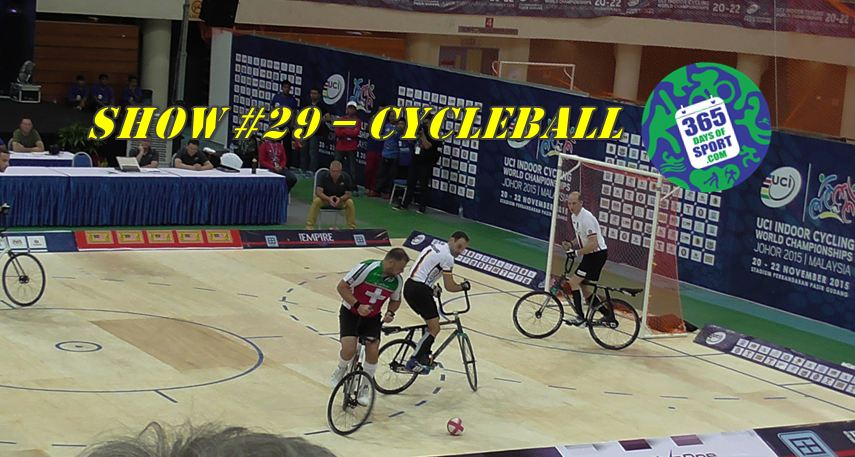 Sport #29/365 – CYCLEBALL – 22.11.15