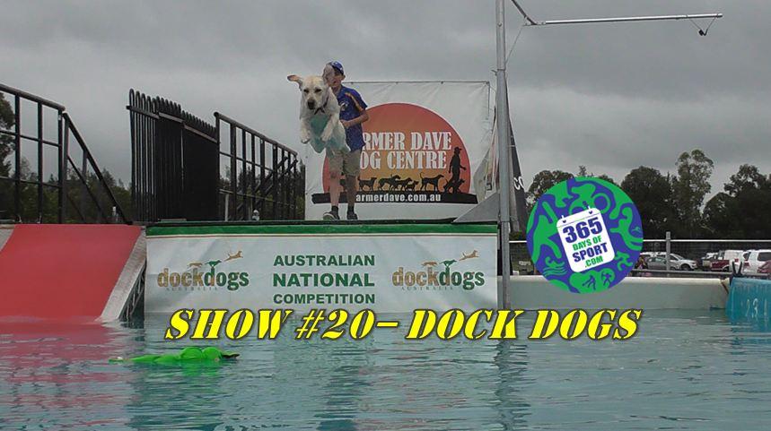 Sport #20/365 – DOCK DOGS – 14.11.15