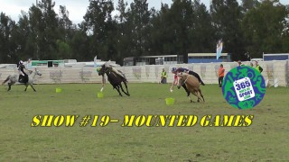 Show #19/365 – MOUNTED GAMES – 14.11.15