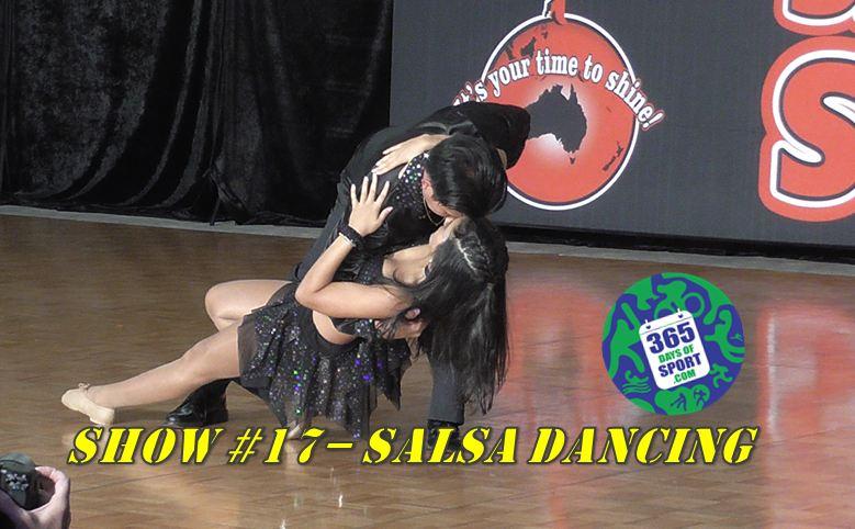 Show #17/365 – SALSA DANCING – 13.11.15