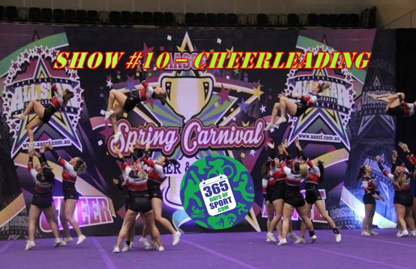 Show #10/365 – CHEERLEADING – 1.11.15