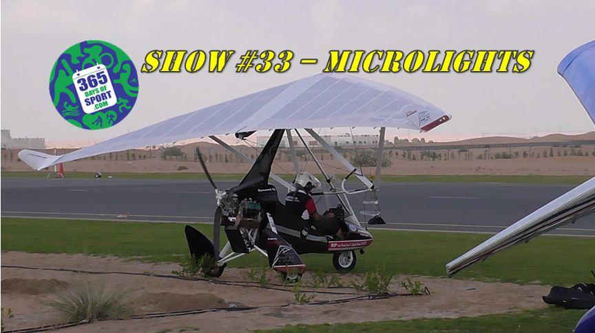 Show #33/365 – MICROLIGHTS – 2.12.15