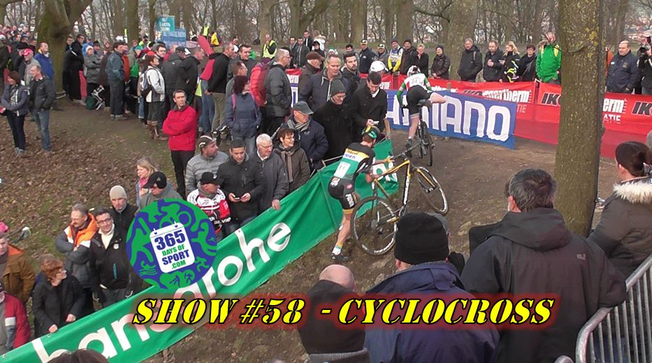 Show #58/365 – CYCLOCROSS – 20.12.15