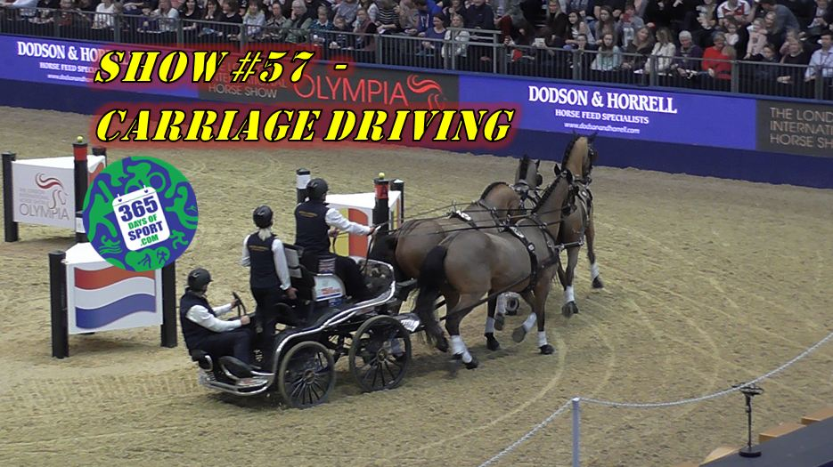 Show #57/365 – CARRIAGE DRIVING – 18.12.15