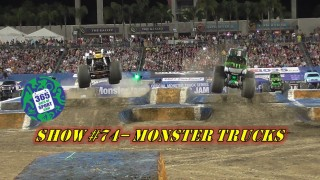 Show #74/365 – MONSTER TRUCKS – 16.1.16