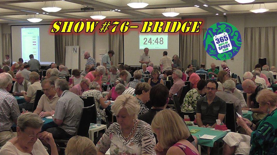 Show #76/365 – BRIDGE – 21.1.16